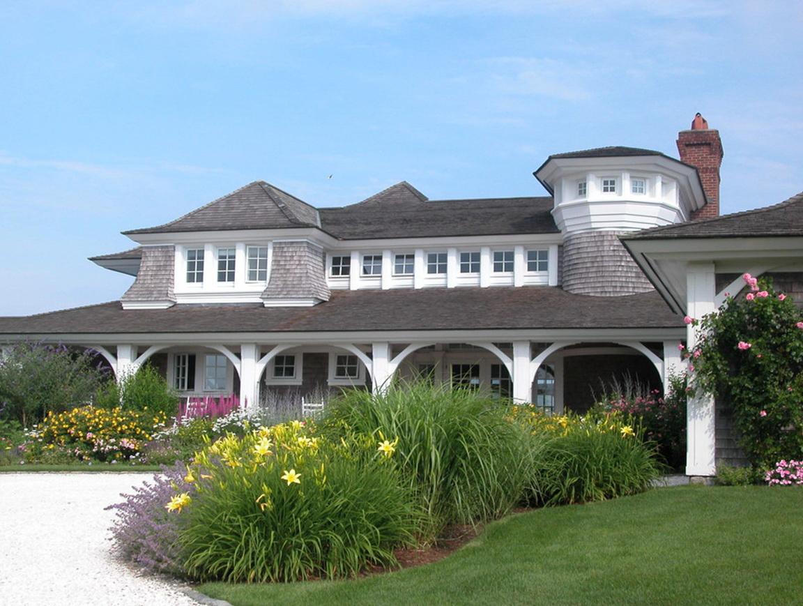 Cape Cod Porch Ideas Part - 46: Front Porch Cape Cod Style