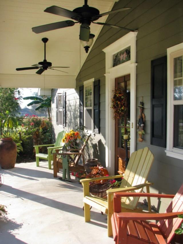 Front Porch Chair Ideas