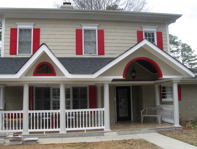Porch Bed Swing Round Home Design Ideas