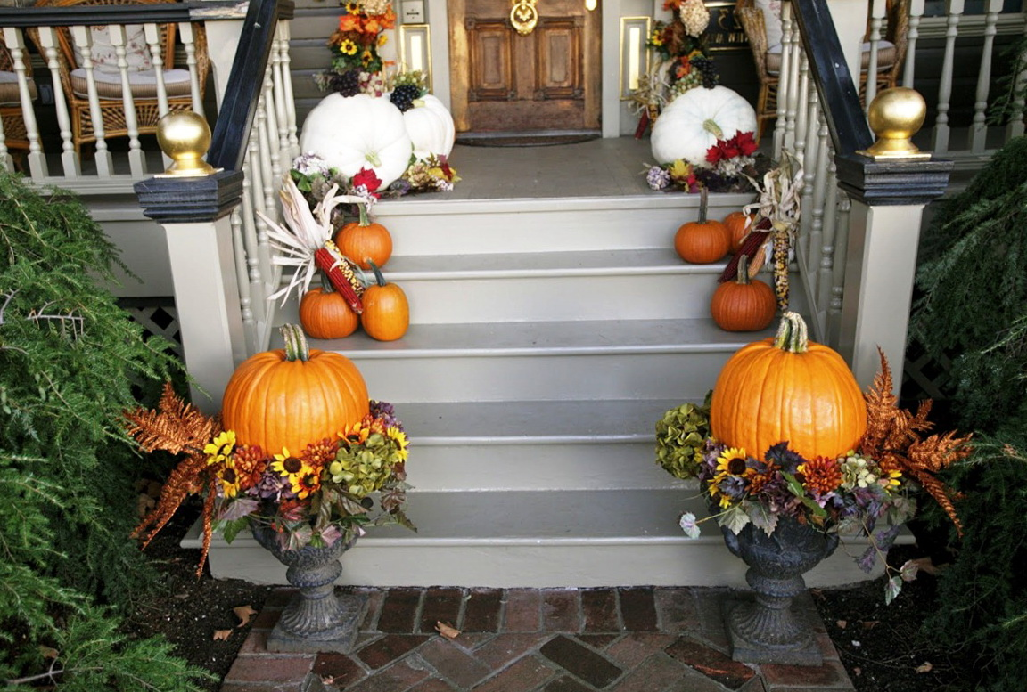 halloween porch decor ideas - Halloween Porch Decorating Ideas