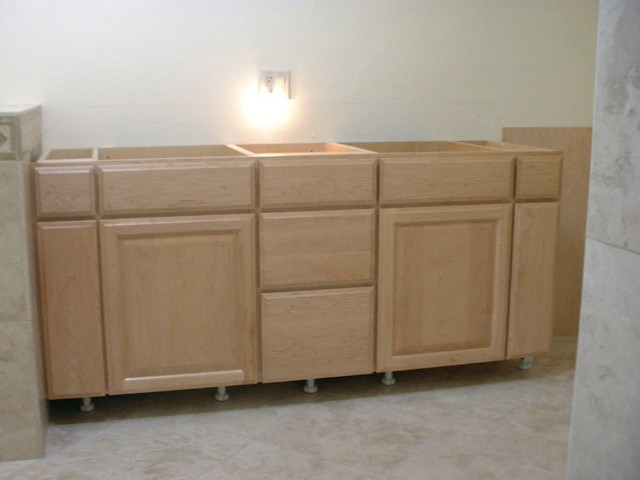 How To Build A Bathroom Vanity Cabinet