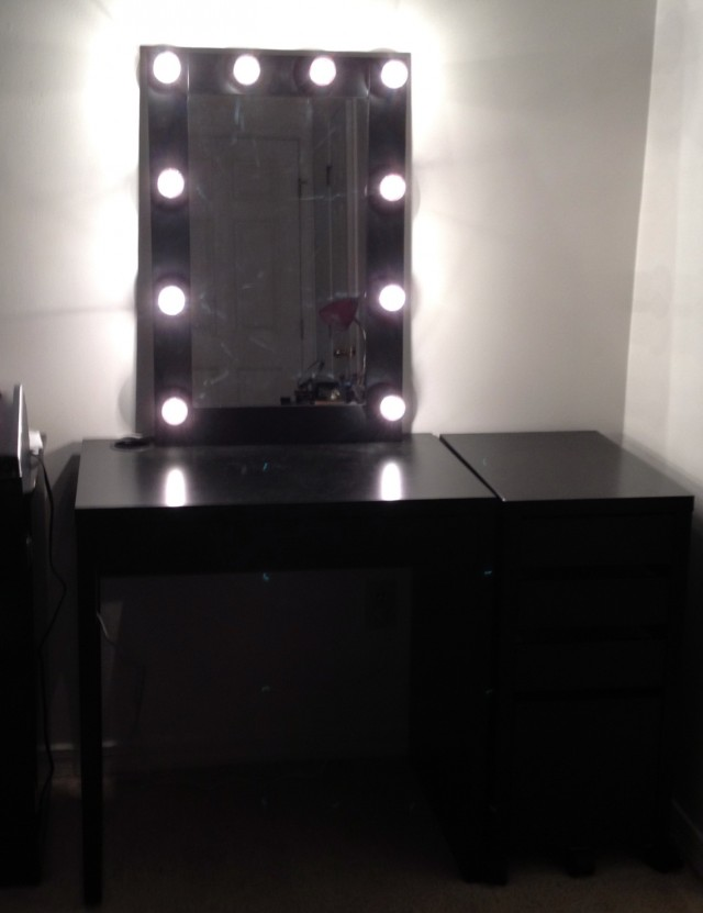 Led Vanity Lights Diy