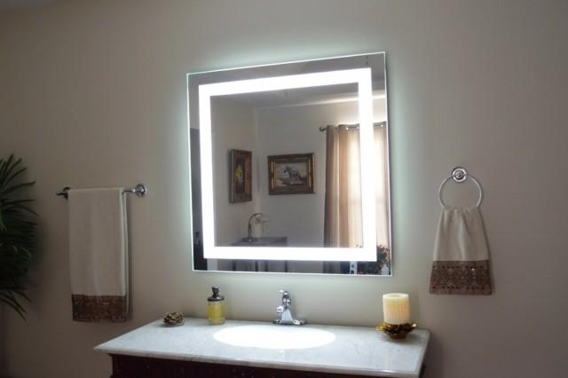 Light Up Vanity Mirror Ikea