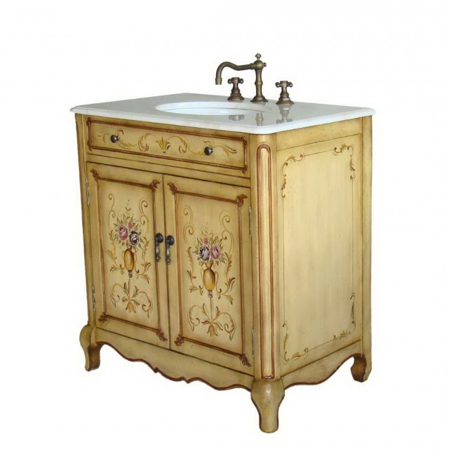 Antique White Kitchen Cabinets Menards: Bath Vanity Tops Menards