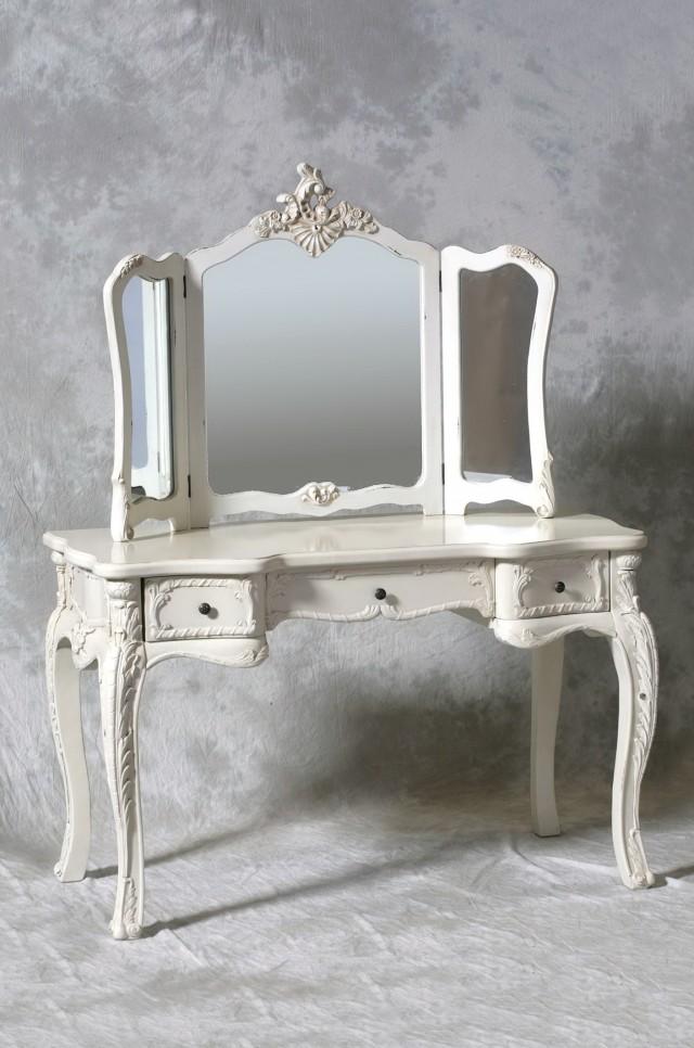 Malm Dressing Table Vanity