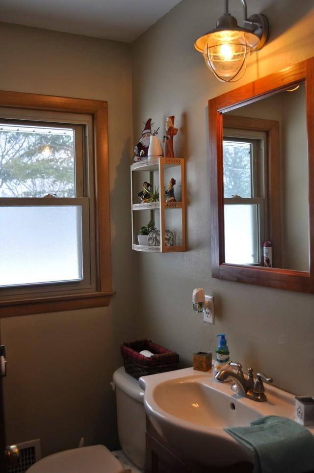Menards Bathroom Vanity Lights