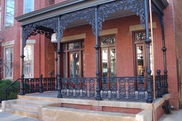 Metal Columns For Porch