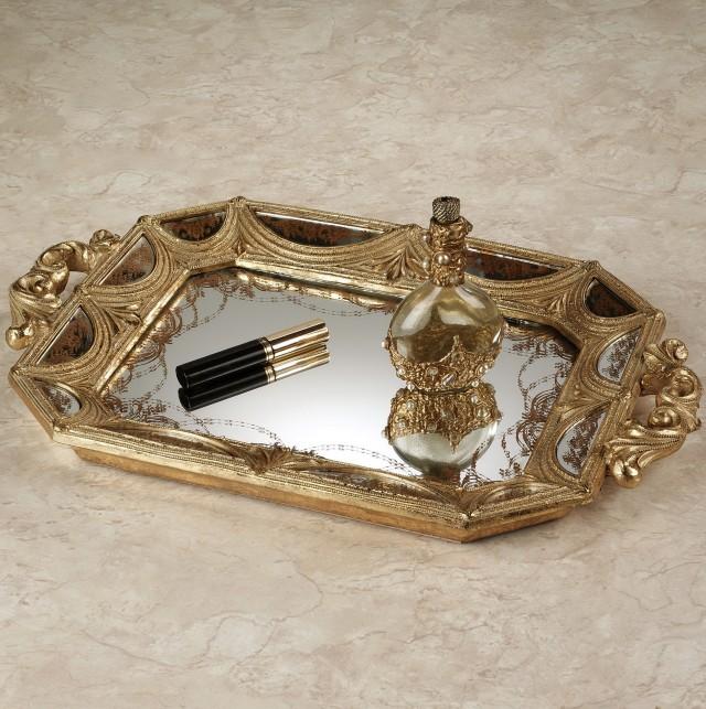 Mirrored Vanity Tray Hobby Lobby