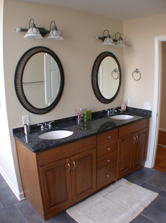 Mirrors For Double Sink Vanities