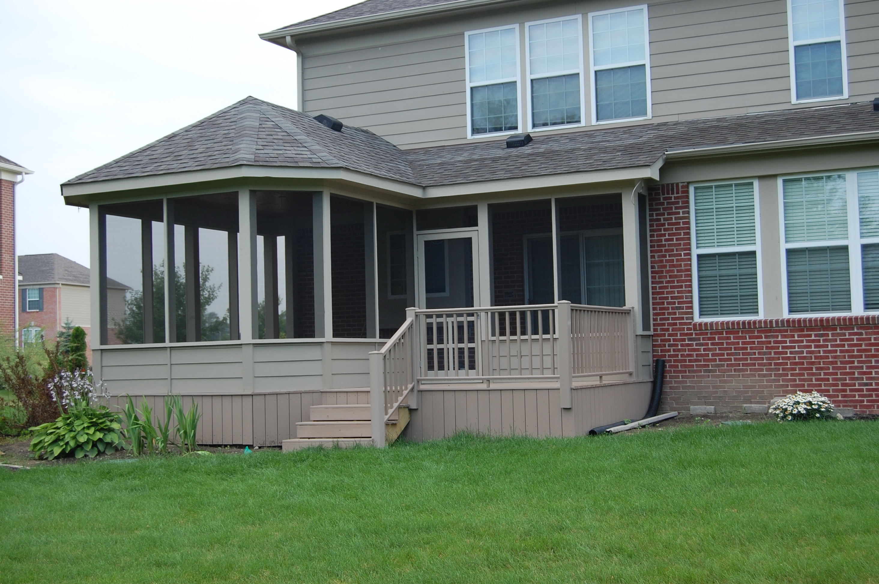 Mobile Home Front Porch Designs Home Design Ideas