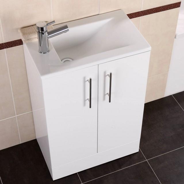 Modern Bathroom Sink Vanity