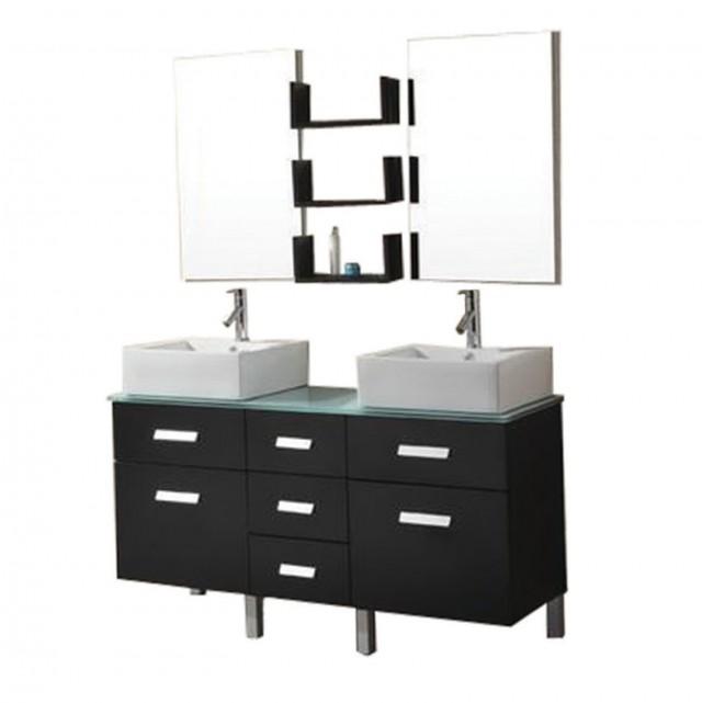Modern Double Sink Vanities