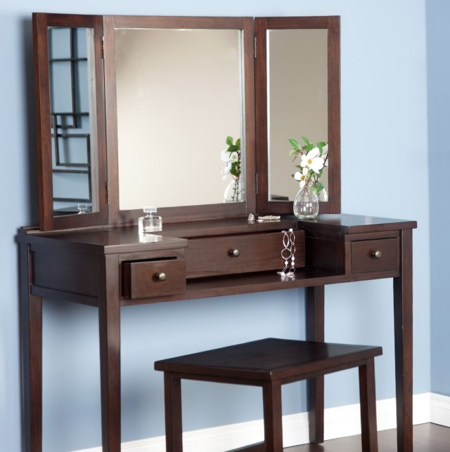 Modern Vanity Table Bedroom