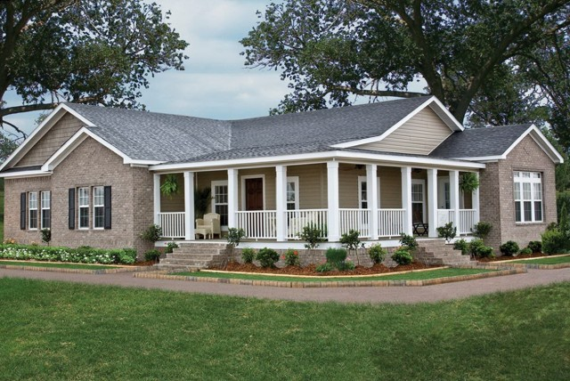 Modular Homes With Porches