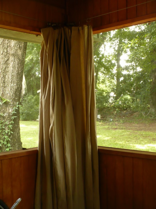 Outdoor Curtains For Screened Porch