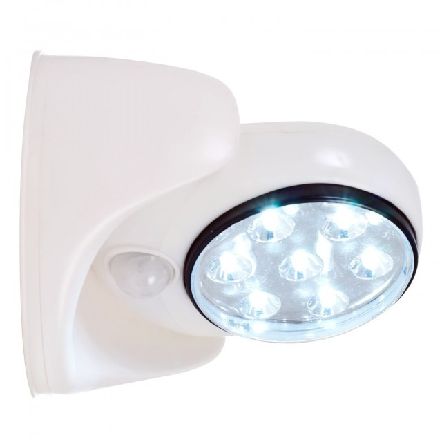 Outdoor Motion Sensor Porch Light
