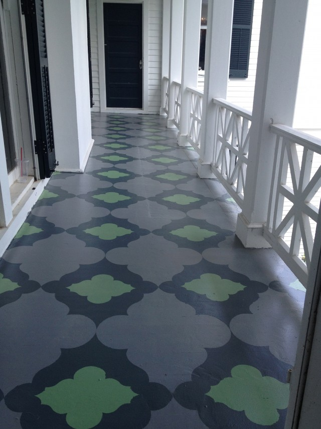 Painting A Porch Floor