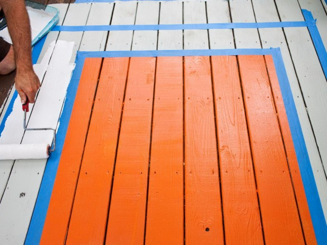 Painting A Porch Floor Diy