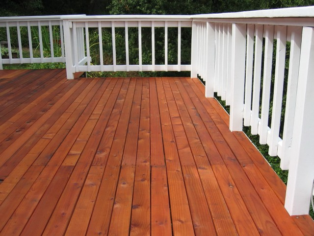 Painting A Porch Railing
