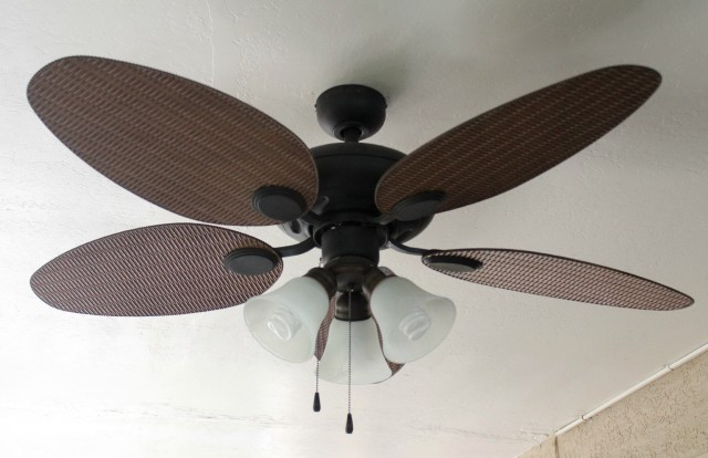 Porch Ceiling Fan With Light