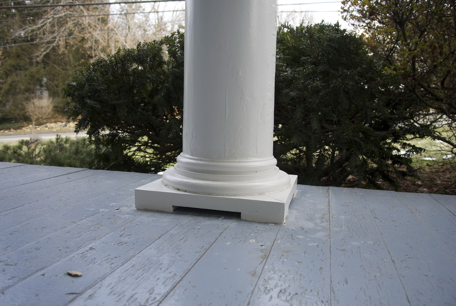Porch Column Base Replacement Home Design Ideas