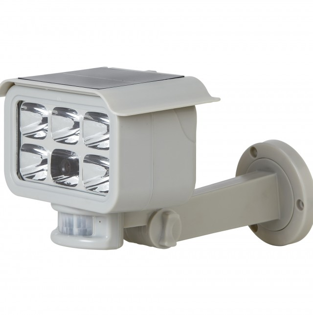 Porch Light Motion Sensor Camera