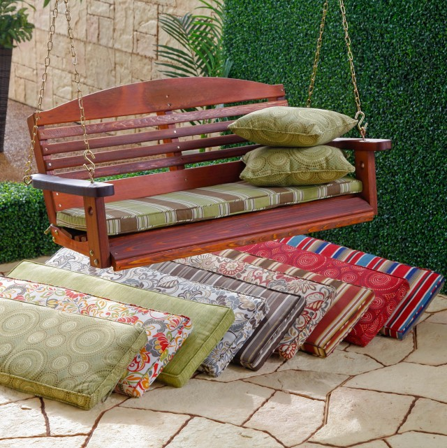 Porch Swing Glider Cushions