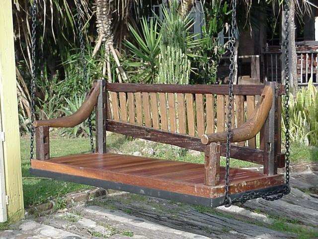 Porch Swing Spring Set