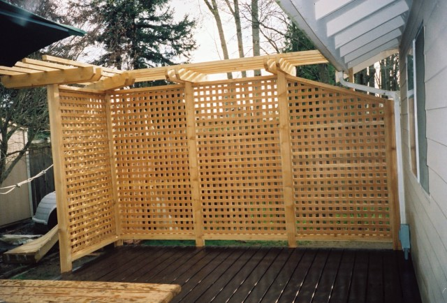 Privacy Screens For Porches