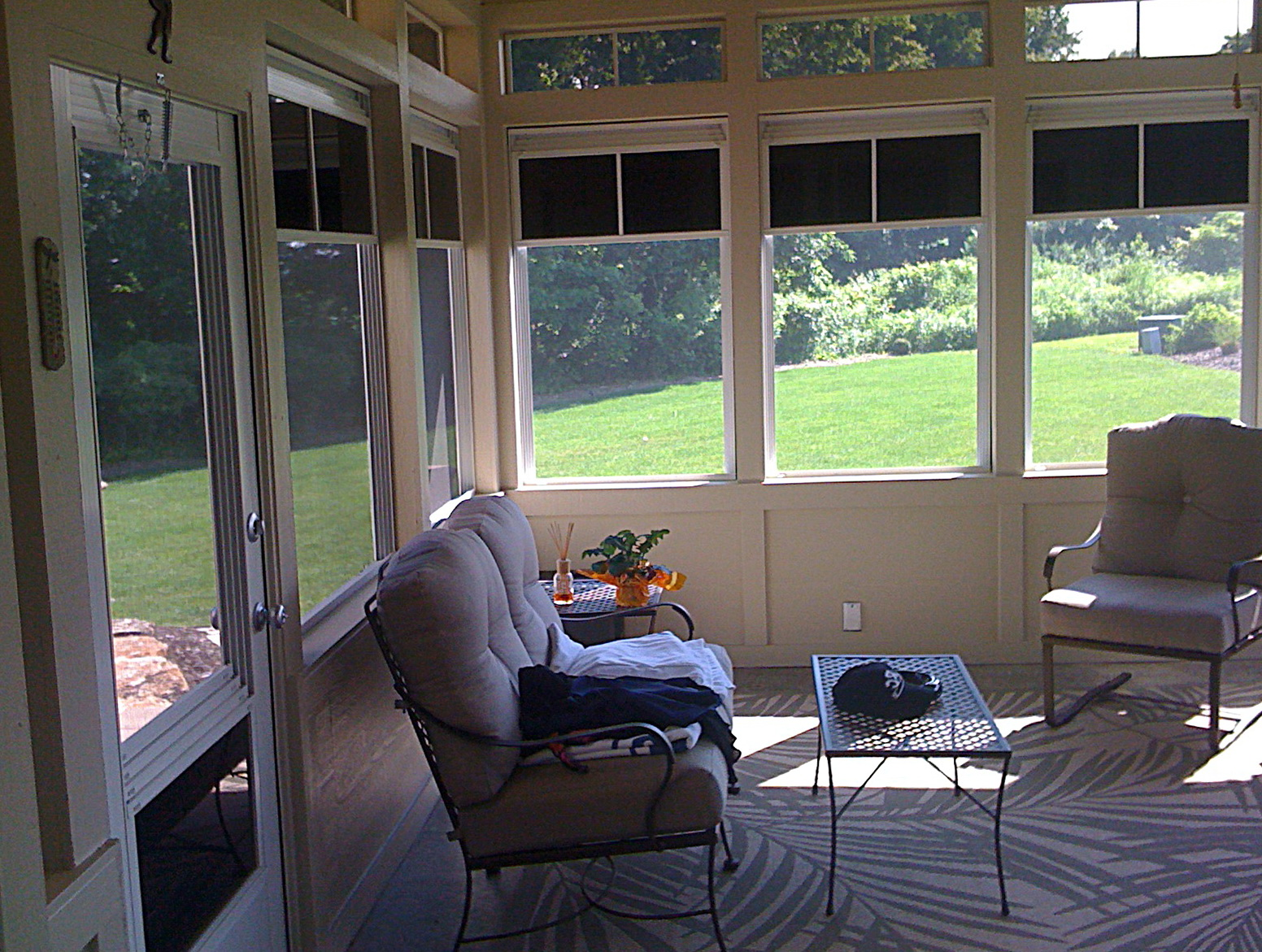 Removable Windows For Screened Porch | Home Design Ideas