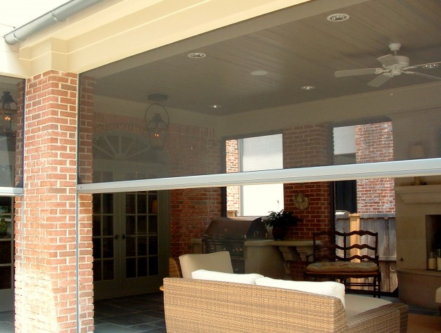 Retractable Screen Porch Kits