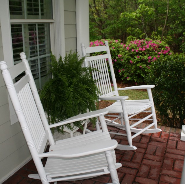 Rocking Chairs For Porch At Cracker Barrel