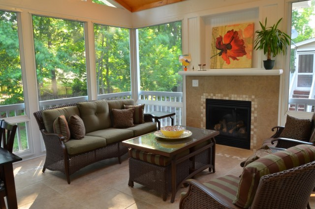 Screened Porch Decorating Ideas Pinterest
