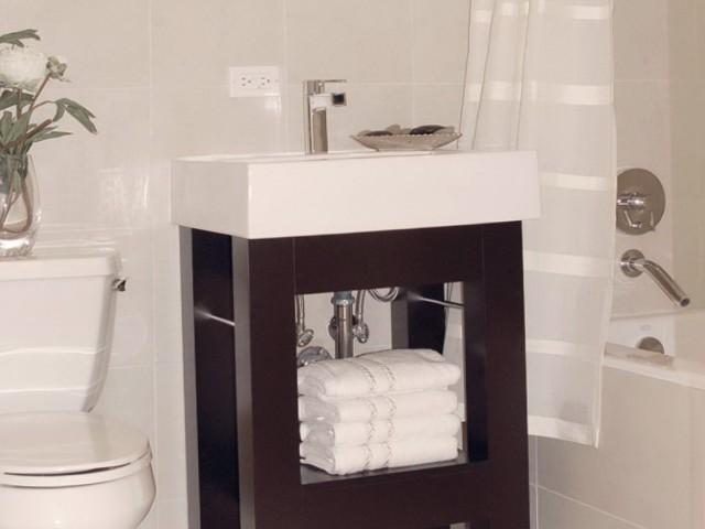 Small Bathroom Vanity Sinks