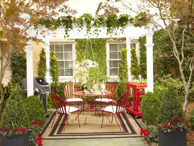Small Outdoor Porch Ideas
