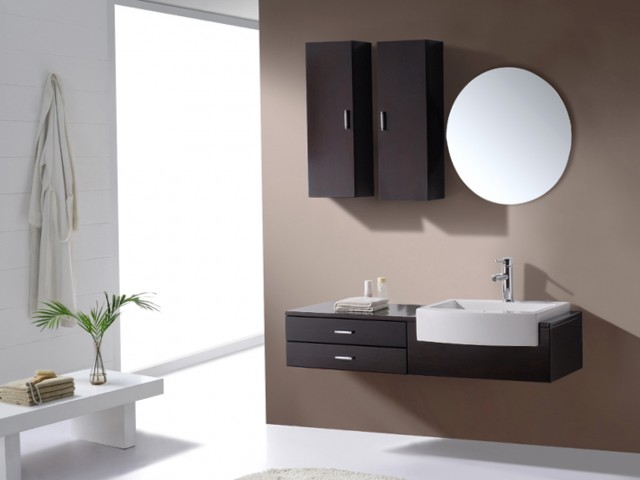 Small Sinks And Vanities For Small Bathrooms