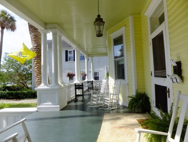 Southern Homes With Front Porches