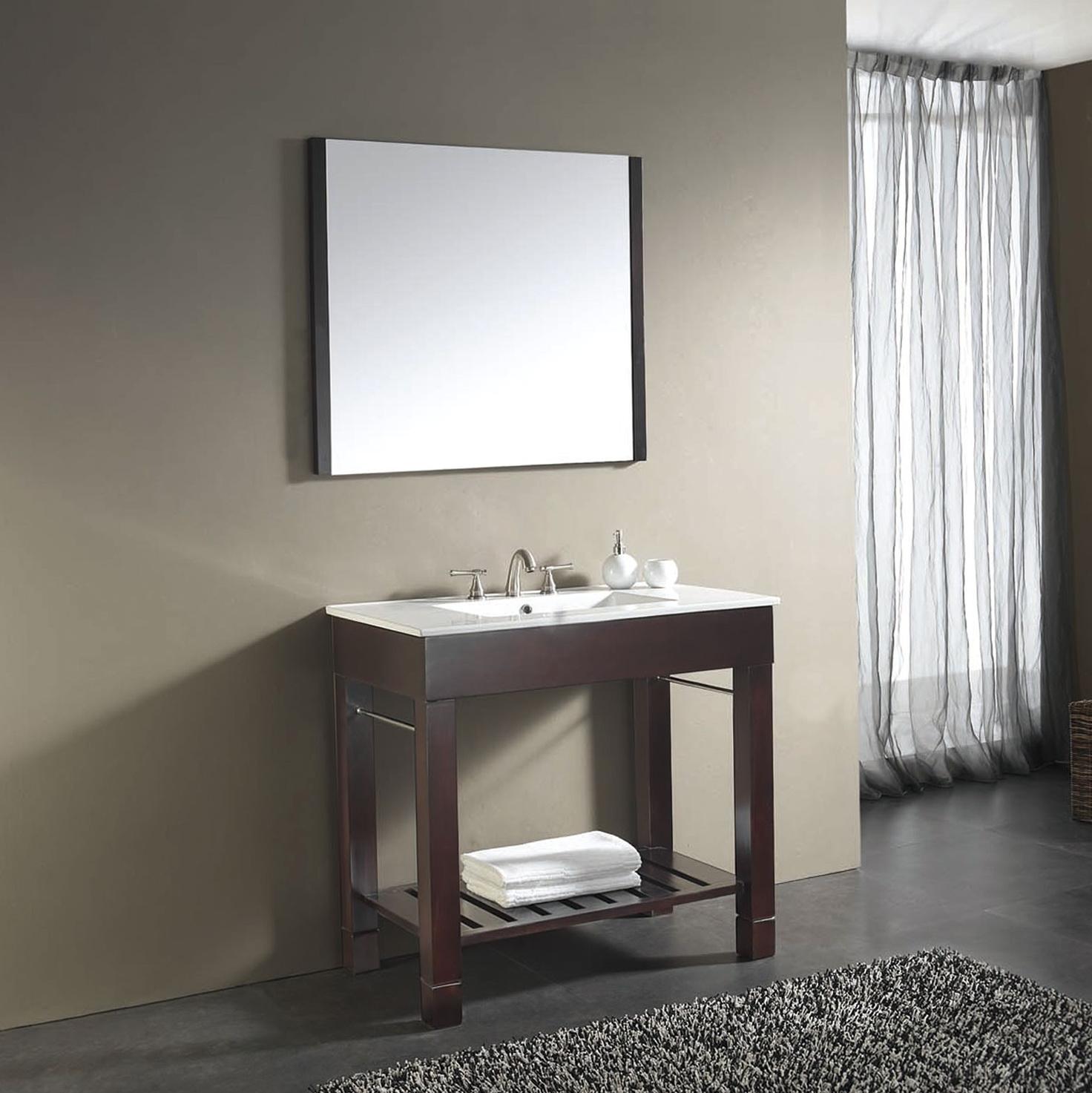 Standard Bathroom Vanity Height
