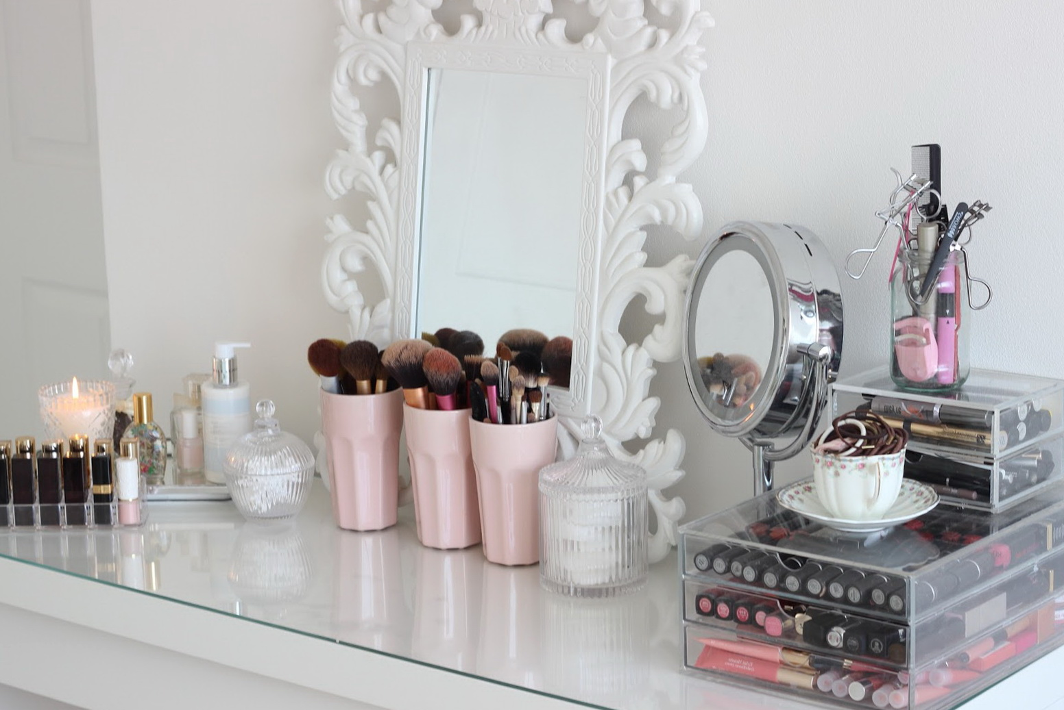 Vanity Dresser With Mirror Ikea | Home Design Ideas