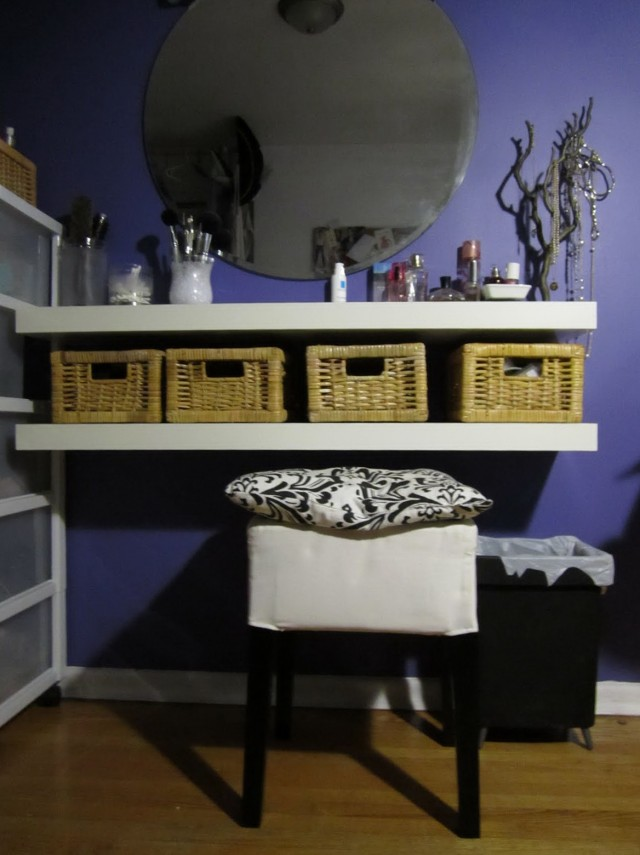 Vanity Dressing Table Ikea