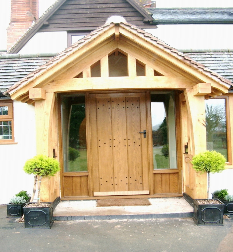 Wooden Front Porch Uk Home Design Ideas