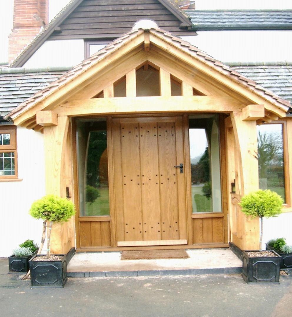 Wooden Front Porch Uk Home Design Ideas