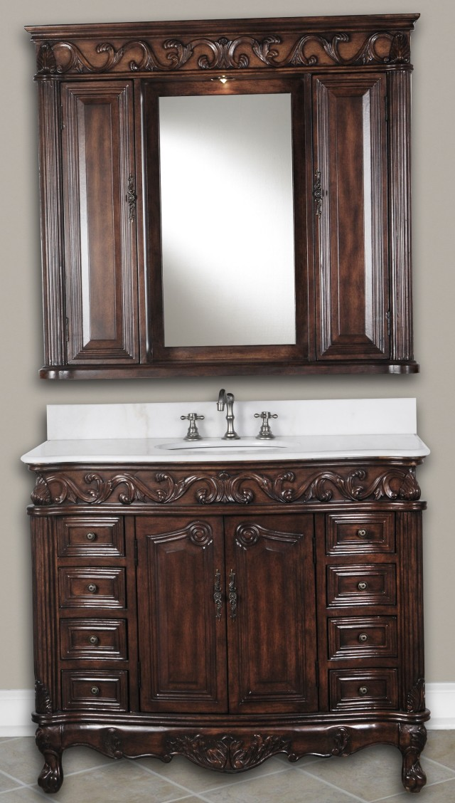 20 Inch Vanity With Top