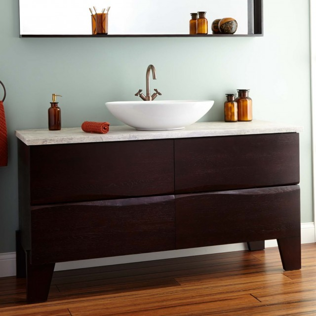 60 Bathroom Vanity Single Sink Canada
