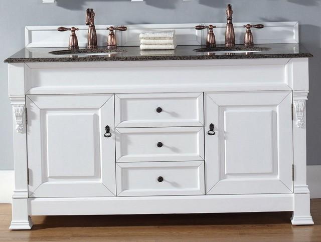 54 Inch Double Sink Bathroom Vanity Home Design Ideas