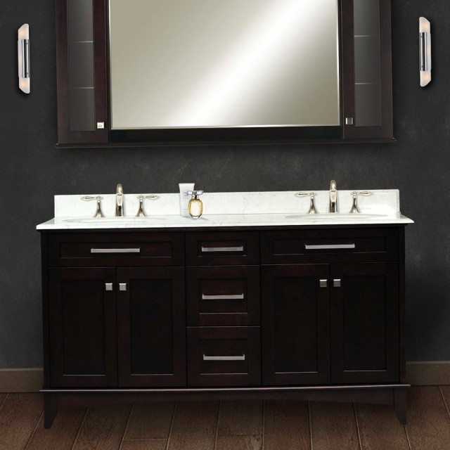 60 Inch Vanity Double Sink Canada
