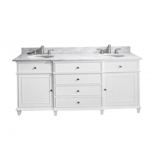 72 Inch Vanity Double Sink Home Design Ideas