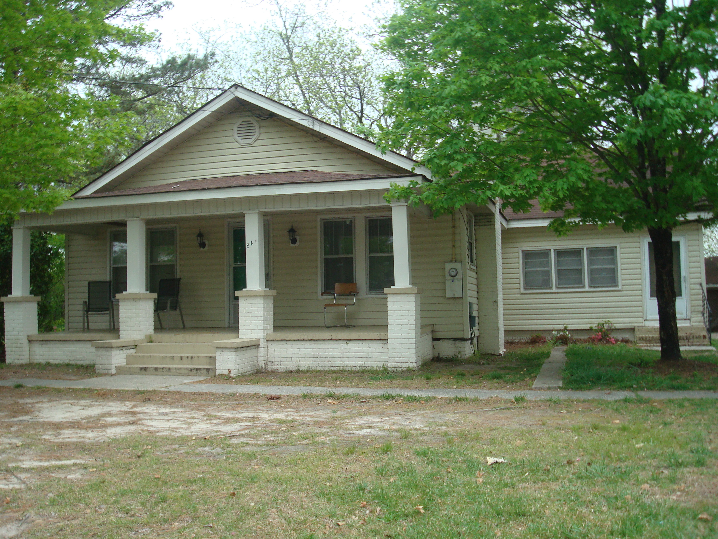 Add Front Porch To Ranch House