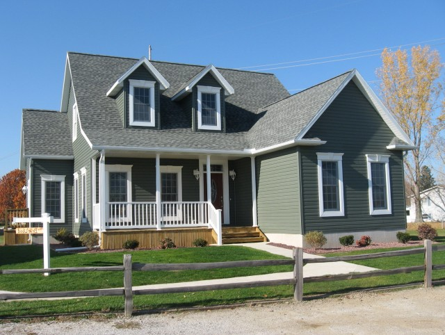 Adding Front Porch To Cape Cod