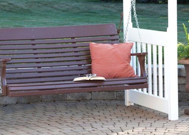 Amish Porch Swings Ohio Home Design Ideas